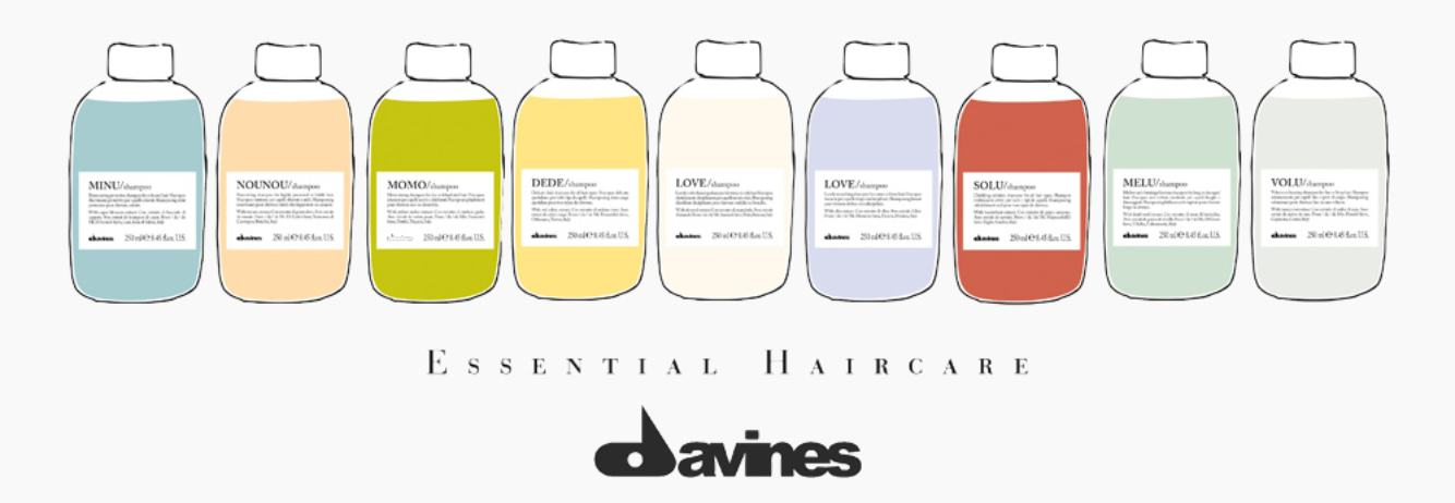 Davines products - available at Lounge Hair Boutique - Unisex hairdressers in Ashford, Kent