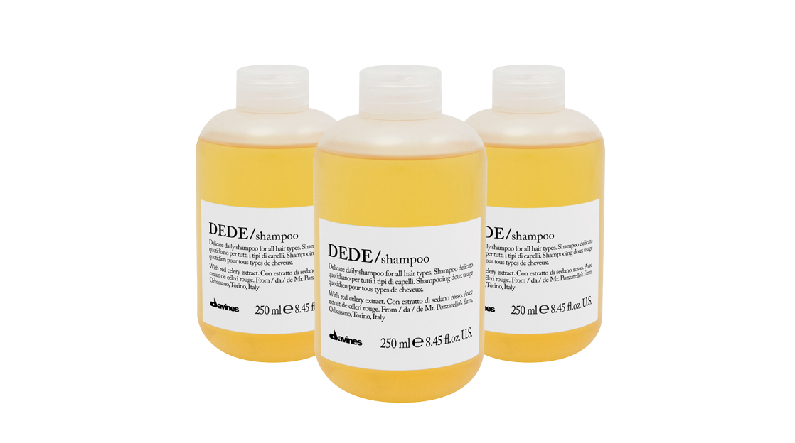 Davines Dede Shampoo - available at Lounge Hair Boutique - Unisex hairdressers in Ashford, Kent