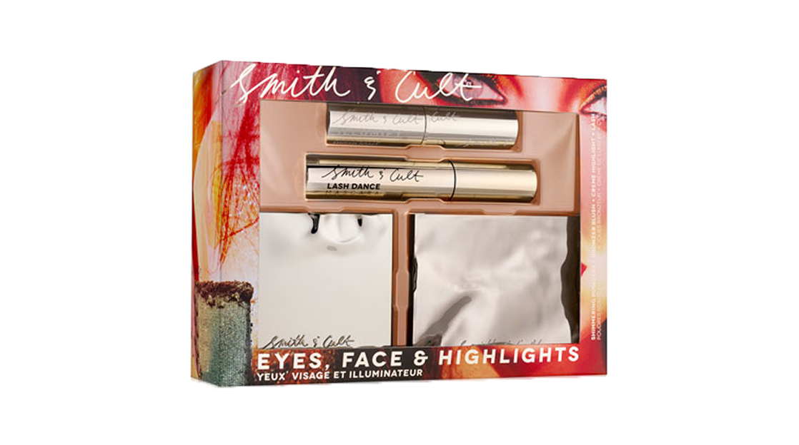 Smith & Cult 'Eyes, Face & Highlights' gift set - available at Lounge Hair Boutique - Unisex hairdressers in Ashford, Kent