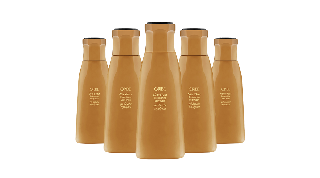 Oribe Côte d'Azur Replenishing Body Wash - available at Lounge Hair Boutique - Unisex hairdressers in Ashford, Kent